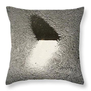 Love In The Rain Throw Pillow