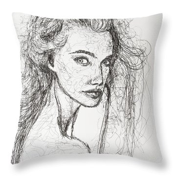 Love Is A Many-splendored Thing Throw Pillow by Jarko Aka Lui Grande