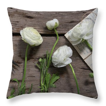 Throw Pillow featuring the photograph Love Is Everlasting by Kim Hojnacki