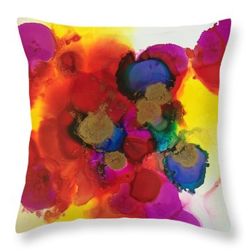 Love Is Everywhere  Throw Pillow