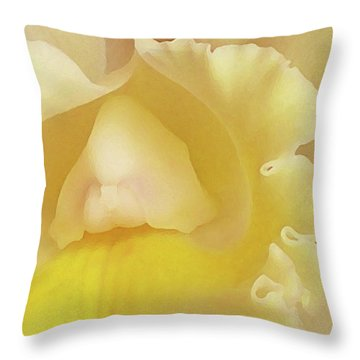 Love  Throw Pillow by James Temple