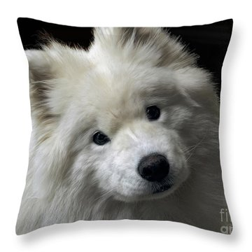 Throw Pillow featuring the photograph Love by Lois Bryan