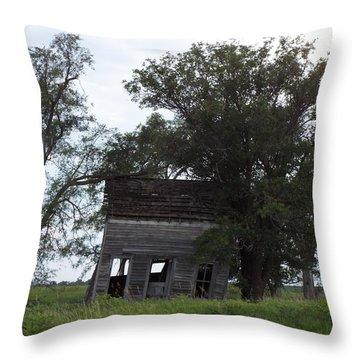 Love Long Ago Close Up Throw Pillow by Caryl J Bohn