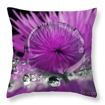 Love Muse Throw Pillow