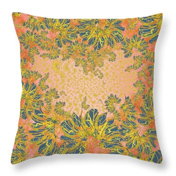 Love Nest 3 Throw Pillow