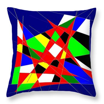 Love No. 11 Throw Pillow