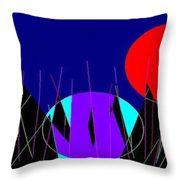 Love No. 12 Throw Pillow