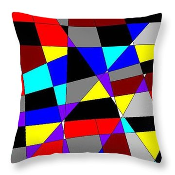 Love No. 14 Throw Pillow