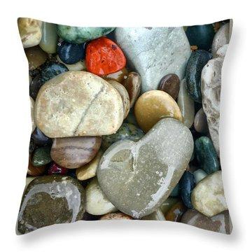 Love Of Lake Throw Pillow