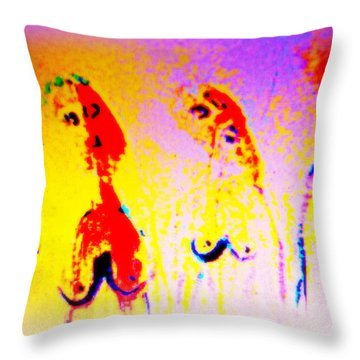 Telling A Love Story To All The Humble People Out There  Throw Pillow