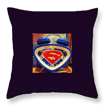 Superhero Throw Pillows