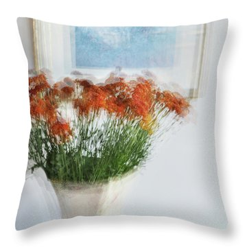 Love To Mother Throw Pillow