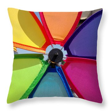 Love Wins Throw Pillow