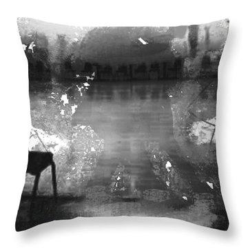 Lovedance Throw Pillow