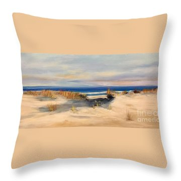 Lover's Key Throw Pillow