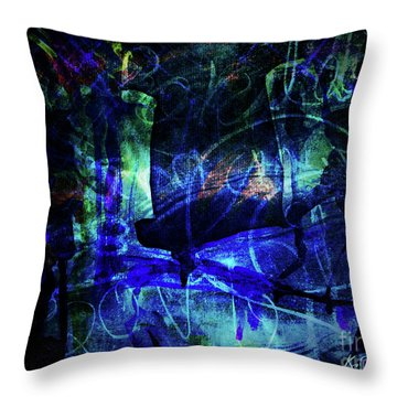 Lovers-1 Throw Pillow