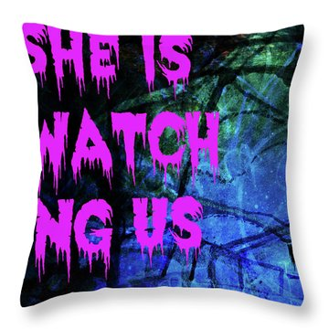 Lovers-2 Throw Pillow