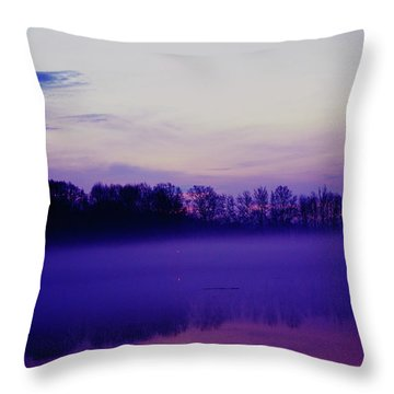 Loves Passion Throw Pillow