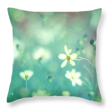 Lovestruck Throw Pillow by Amy Tyler