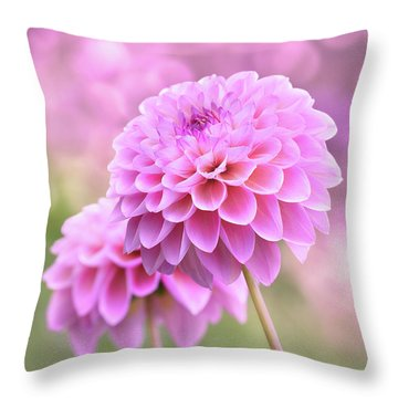 Throw Pillow featuring the photograph Lovestruck Romeo by John Poon