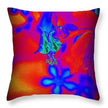 Loving Free Throw Pillow