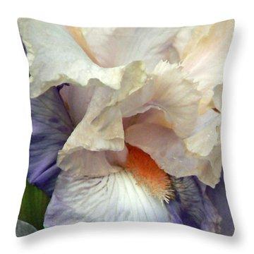 Lovingly Throw Pillow