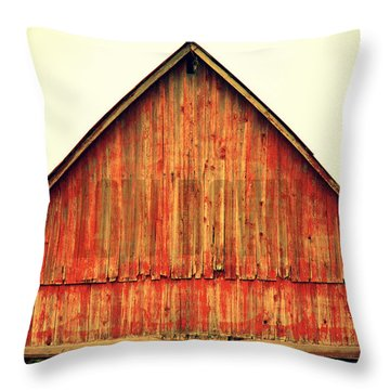 Low Down Throw Pillow