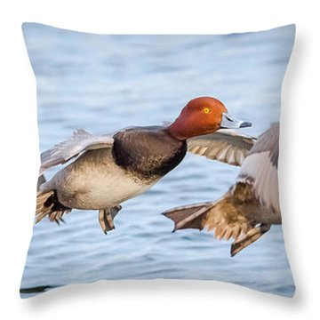 Low Glide Home Throw Pillow