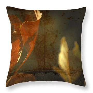 Low Months  Throw Pillow