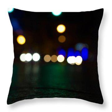 Low Profile Throw Pillow