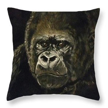 Lowland Throw Pillow