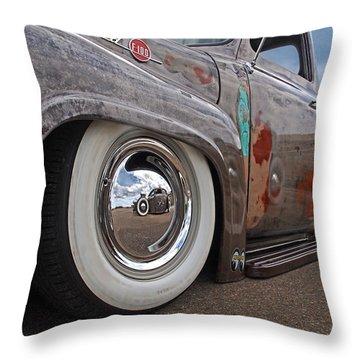 Lowrider - F100 Throw Pillow