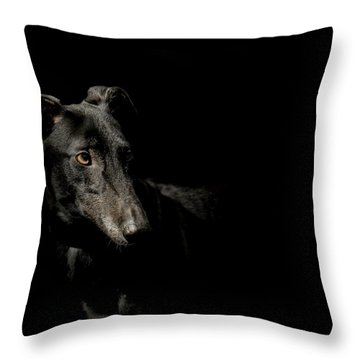 Loyality Throw Pillow
