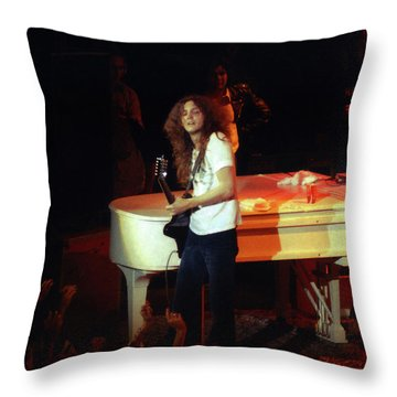 Ls #1 Throw Pillow