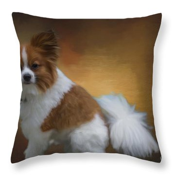 Lucky Throw Pillow