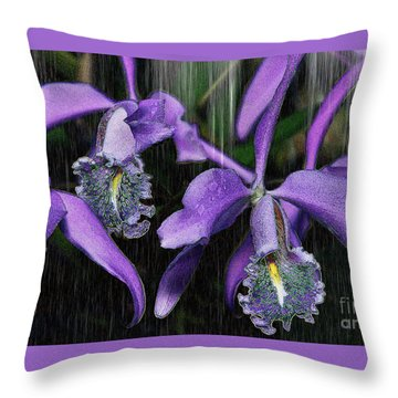 Luminessence Throw Pillow