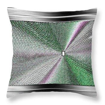 Luminous Energy 13 Throw Pillow by Will Borden