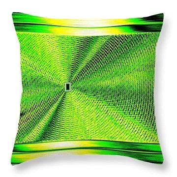 Luminous Energy 14 Throw Pillow by Will Borden