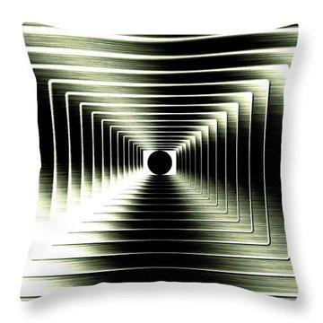 Luminous Energy 15 Throw Pillow by Will Borden