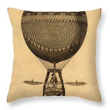 Lunardi The Great Throw Pillow