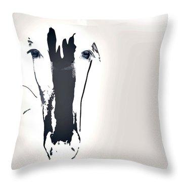 Lungta Windhorse No.1 Concept Throw Pillow