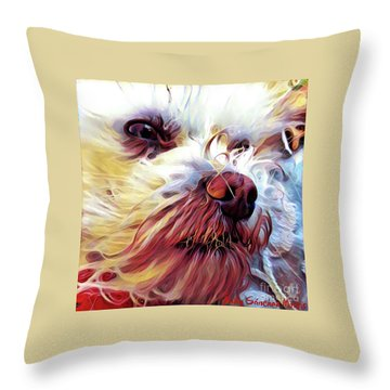 Lupi Throw Pillow