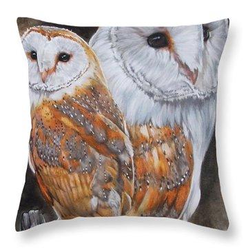 Luster Throw Pillow