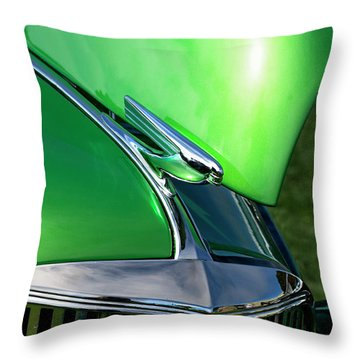 Luxurious Throw Pillow by Betty Depee