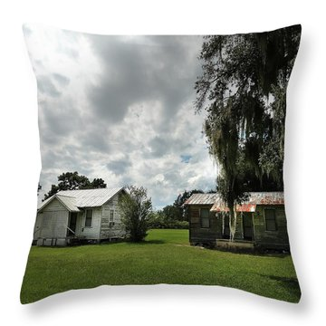 Luxury Accommodations Throw Pillow
