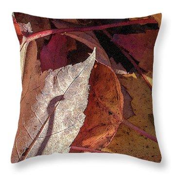 Lying Around -  Throw Pillow
