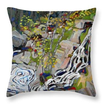 Lyn Hairpin Throw Pillow