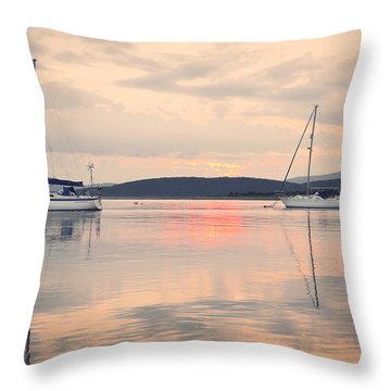 Lynn-of-lorn Throw Pillow