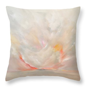 Lyrical Throw Pillow
