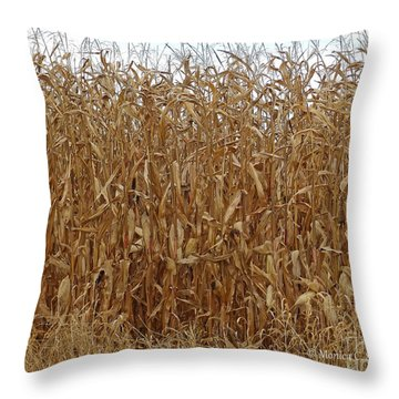 M Landscapes Fall Collection No. Lf57 Throw Pillow